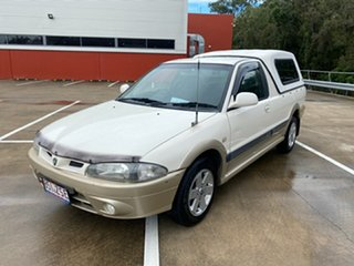 2004 Proton Jumbuck GLSi White 5 Speed Manual Utility