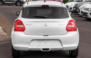 2021 Suzuki Swift AZ Series II GL Navigator Pure White Pearl 5 Speed Manual Hatchback