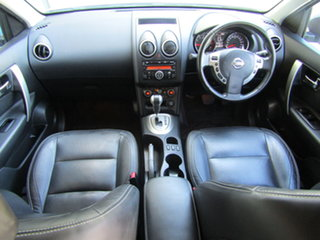 2011 Nissan Dualis J10 Series II MY2010 +2 Hatch X-tronic Ti Grey 6 Speed Constant Variable