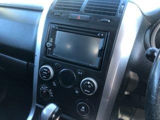 2015 Suzuki Grand Vitara JB Navigator White 4 Speed Automatic Hardtop