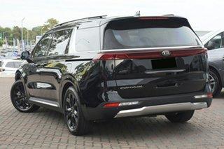 2020 Kia Carnival KA4 MY21 Platinum Aurora Black Pearl 8 Speed Sports Automatic Wagon.