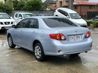 2009 Toyota Corolla ZRE152R Ascent Blue 4 Speed Automatic Sedan.