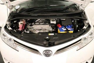 2016 Toyota Tarago ACR50R MY13 GLi White 7 speed Automatic Wagon