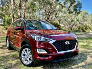 2019 Hyundai Tucson TL3 MY19 Active X 2WD Gemstone Red/charcoa 6 Speed Automatic Wagon.