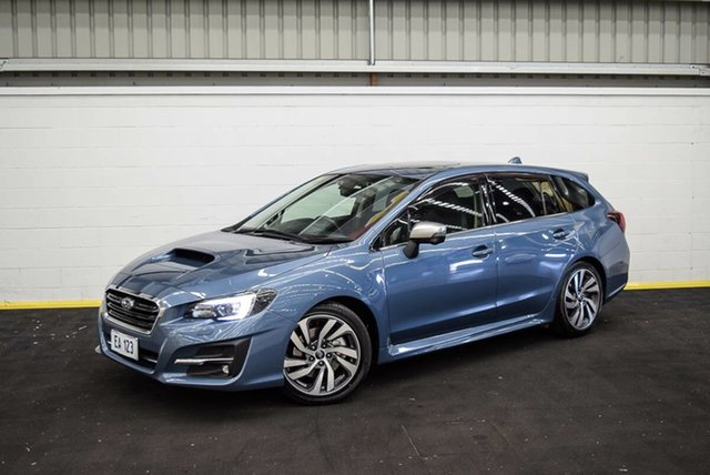 Used Subaru Levorg V1 MY18 1.6 GT CVT AWD Premium Canning Vale, 2017 Subaru Levorg V1 MY18 1.6 GT CVT AWD Premium Grey 6 Speed Constant Variable Wagon