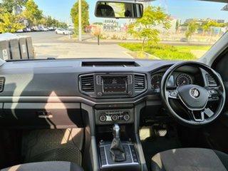 2018 Volkswagen Amarok 2H MY18 TDI550 4MOTION Perm Core White 8 Speed Automatic Utility