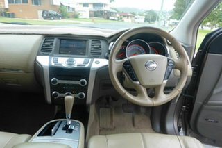 2009 Nissan Murano Z51 TI Gold 6 Speed Constant Variable Wagon
