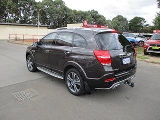 2016 Holden Captiva CG MY16 7 LTZ (AWD) Bronze 6 Speed Automatic Wagon.
