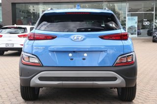 2021 Hyundai Kona Os.v4 MY21 Active 2WD Atlas White 8 Speed Constant Variable Wagon