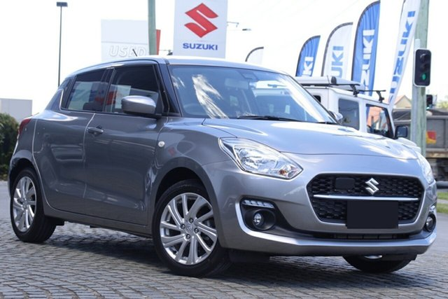 New Suzuki Swift AZ Series II GL Navigator Plus Chandler, 2020 Suzuki Swift AZ Series II GL Navigator Plus Silver 1 Speed Constant Variable Hatchback