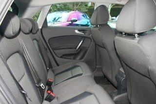 2015 Audi A1 8X MY15 Sportback 1.4 TFSI Sport White 7 Speed Auto Direct Shift Hatchback