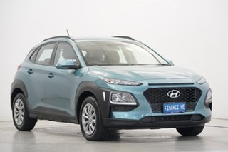2019 Hyundai Kona OS.2 MY19 Go 2WD Blue 6 Speed Sports Automatic Wagon