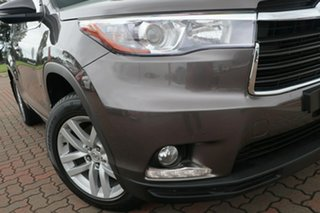 2015 Toyota Kluger GSU55R GX AWD Bronze 6 Speed Sports Automatic SUV.