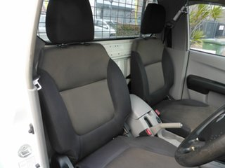 2008 Mitsubishi Triton ML MY08 GL White 5 Speed Manual Cab Chassis
