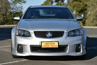 2012 Holden Commodore VE II MY12 SS V Silver 6 Speed Sports Automatic Sedan.