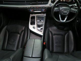 2016 Audi Q7 4M MY16 TDI Tiptronic Quattro White 8 Speed Sports Automatic Wagon