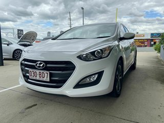 2016 Hyundai i30 Activ White 6 Speed Automatic Hatchback