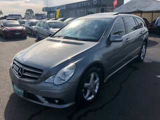 2010 Mercedes-Benz R 251 MY10 350 CDI Luxury (AWD) Silver 7 Speed Automatic G-Tronic Wagon