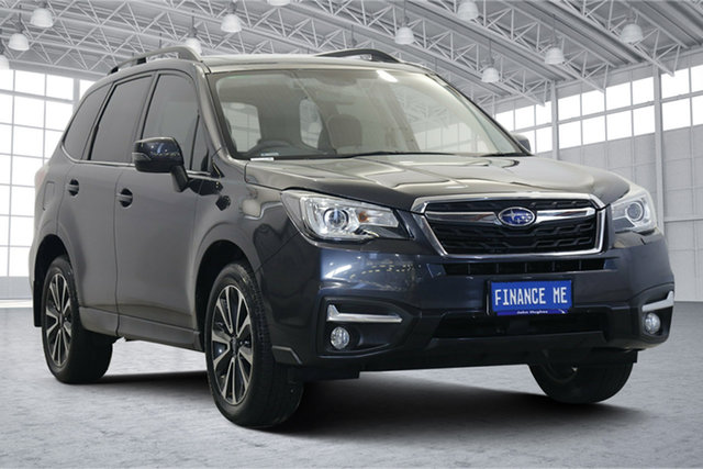 Used Subaru Forester S4 MY17 2.5i-S CVT AWD Victoria Park, 2017 Subaru Forester S4 MY17 2.5i-S CVT AWD Grey 6 Speed Constant Variable Wagon