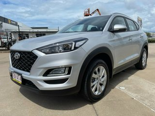 2019 Hyundai Tucson TL4 MY20 Active 2WD Silver/140120 6 Speed Automatic Wagon