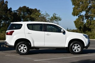 2017 Isuzu MU-X MY17 LS-M Rev-Tronic 4x2 White 6 Speed Sports Automatic Wagon