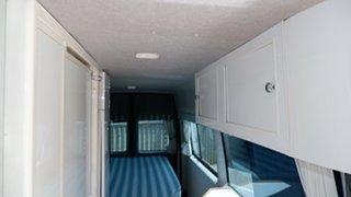 2000 Mercedes-Benz Sprinter 312D High Roof White 4 Speed Automatic Van