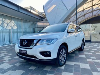 2020 Nissan Pathfinder R52 Series III MY19 ST-L X-tronic 2WD Ivory Pearl 1 Speed Constant Variable.