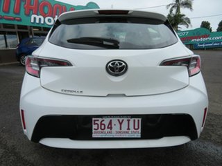 2018 Toyota Corolla Mzea12R Ascent Sport White 10 Speed Constant Variable Hatchback