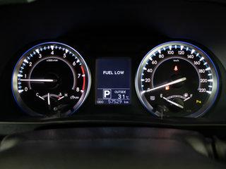 2015 Toyota Kluger GSU50R GXL (4x2) Black 6 Speed Automatic Wagon