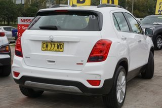 2020 Holden Trax TJ MY20 LT White 6 Speed Automatic Wagon