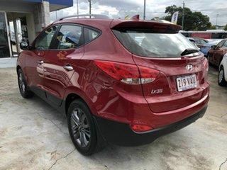 2014 Hyundai ix35 LM3 MY15 Elite Red 6 Speed Sports Automatic Wagon.