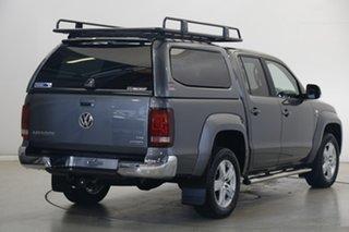 2019 Volkswagen Amarok 2H MY19 TDI550 4MOTION Perm Highline Grey 8 Speed Automatic Utility