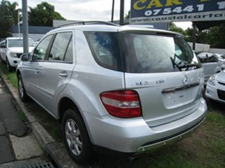 2008 Mercedes-Benz ML280 CDI W164 08 Upgrade Luxury (4x4) Silver 7 Speed Automatic G-Tronic Wagon