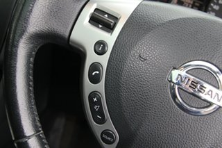 2013 Nissan Dualis J107 Series 3 MY12 +2 Hatch X-tronic 2WD Ti Grey 6 Speed Constant Variable