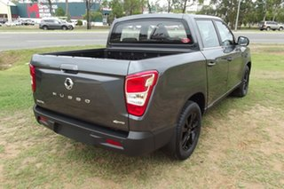 2021 Ssangyong Musso Q200 MY20.5 Ultimate Crew Cab Grey 6 Speed Sports Automatic Utility