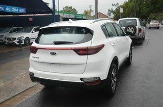 2019 Kia Sportage QL MY20 S (FWD) White 6 Speed Automatic Wagon.