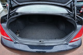 2004 Nissan Maxima J31 ST-L Black 4 Speed Automatic Sedan