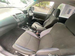 2009 Mitsubishi Outlander ZG MY09 LS Metallic Silver 5 Speed Manual Wagon