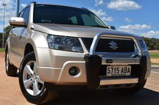 2009 Suzuki Grand Vitara JB MY09 Prestige Bronze 4 Speed Automatic Wagon.