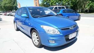 2009 Hyundai i30 FD MY09 SX Blue 4 Speed Automatic Hatchback.