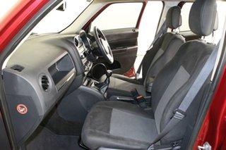 2015 Jeep Patriot MK MY15 Sport (4x2) Red 5 Speed Manual Wagon