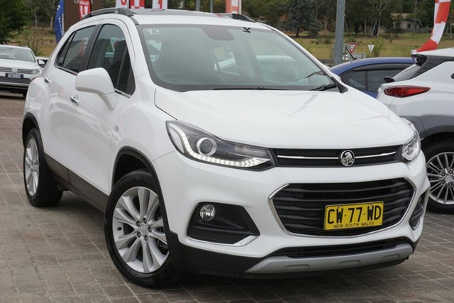Used Holden Trax TJ MY20 LT Phillip, 2020 Holden Trax TJ MY20 LT White 6 Speed Automatic Wagon