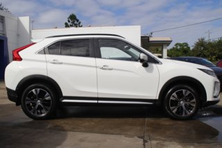 2020 Mitsubishi Eclipse Cross YA MY20 LS 2WD White 8 Speed Constant Variable Wagon