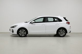 2019 Hyundai i30 PD2 MY19 Active White 6 Speed Automatic Hatchback