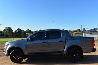 2017 Holden Colorado RG MY17 Z71 Pickup Crew Cab Grey 6 Speed Sports Automatic Utility.