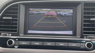 2016 Hyundai Elantra AD MY17 Elite Ceramic White 6 Speed Sports Automatic Sedan
