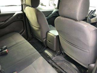 2013 Nissan Navara D40 MY13 RX (4x2) 6 Speed Manual Dual Cab Pick-up