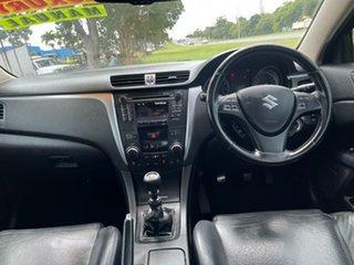 2012 Suzuki Kizashi FR MY11 Prestige Grey 6 Speed Manual Sedan