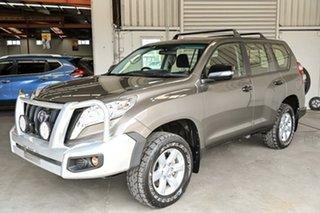2016 Toyota Landcruiser Prado GDJ150R GX Liquid Bronze 6 Speed Sports Automatic Wagon
