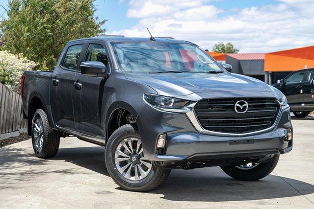 New Mazda BT-50 TFR40J XT 4x2 Mornington, 2021 Mazda BT-50 TFR40J XT 4x2 Rock Grey 6 Speed Sports Automatic Utility